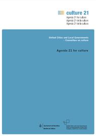 Document 1 Agenda 21 for culture
